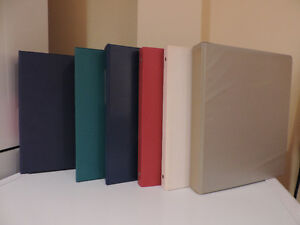 3 RING BINDERS - GOOD QUALITY - Different Sizes Kitchener / Waterloo Kitchener Area image 1
