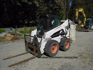 2013 Bobcat S650 Skid Steer, 870 Hours