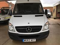 2012 MERCEDES BENZ SPRINTER 313 CDI MWB High Roof