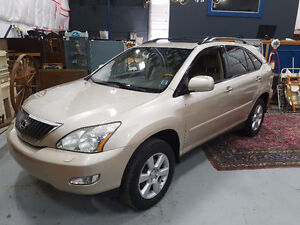 Unreserved Auction 2008 Lexus RX 350 This Sunday