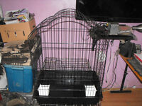 3 bird cages 150 firm for all 3