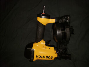 Brand new Bostitch roofing air nailer