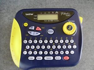 Label Maker Brother P-Touch 1250