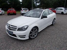 14-64 Mercedes-Benz C250 2.1CDI ( 204ps ) ( Premium Plus ) 7G-Tronic Plus AMG