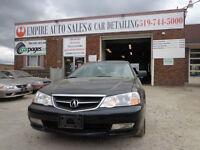 2003 ACURA 3.2 TL  CERTIFIED