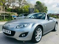 2009 Mazda MX-5 2.0i Sport Tech Roadster 2dr Convertible Petrol Manual