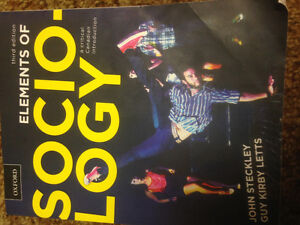Elements of Sociology: a critical Canadian introduction Regina Regina Area image 1