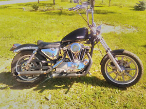 1984 Harley Davidson  ironhead sportster for sale or trade