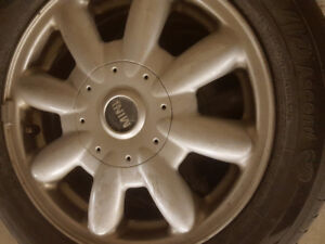 4 @ 15 inch mini tires and rims