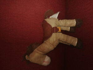 Plush Bulls Eye from Toy Story Movie
