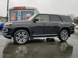 2017 Toyota 4Runner Limited AWD