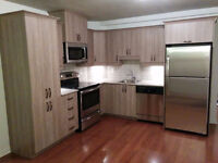 Downtown Concordia short term rental,brand new 3 1/2,Best price!
