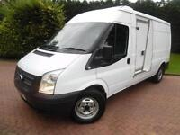 2013 Ford Transit T350 2.2TDCi 125PS LWB MEDIUM ROOF TEMPERATURE CONTROLLED VAN