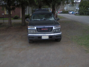 2004 GMC Canyon Camionnette