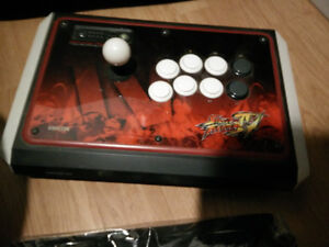 Street Fighter IV FightStick Tournament Edition SF IV