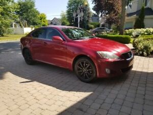 2008 Lexus IS 250 AWD Berline