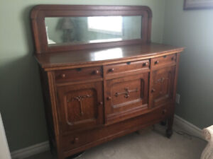 Dining Room Buffet, Antique