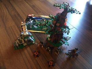 The Hobbit Lego: Attack of the Wargs LEGO 79002