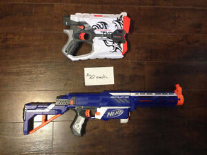 Nerf Guns - Large Variety from $5-$30 Strathcona County Edmonton Area image 2