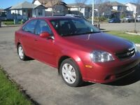 2004 Chevrolet Optra grey Sedan