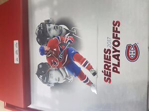 Montreal Canadiens Play Off Tickets 321BB Center Ice