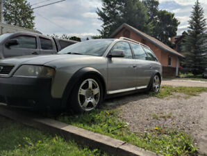 2001 Audi Other Wagon