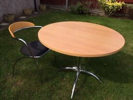 ** Dining Table & 4 Chairs **