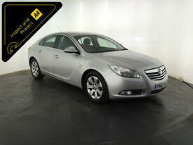 2012 VAUXHALL INSIGNIA SRI CDTI 5 DOOR HATCHBACK 1 OWNER FINANCE PX WELCOME