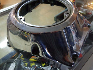Harley Chrome Primary cover-Softail-  recycledgear.ca Kawartha Lakes Peterborough Area image 5