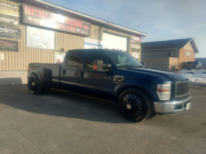 2008 Ford F-350 6.4 crew long bed