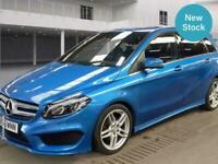 2016 Mercedes-Benz B Class B180d AMG Line Premium 5dr Auto - MPV 5 Seats MPV Die