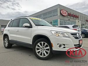 2009 Volkswagen Tiguan 4Motion | 2L Turbo | AS-IS
