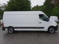 2015 Renault Master LM35 135 Business/55000 miles