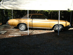 1973 Buick Century Luxes 2 Door Coupe for sale.