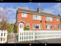One bedroomed unfurnished flat in Houghton