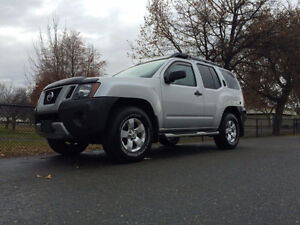 2012 Nissan Xterra, 4X4, One Owner, No accidents Low Km