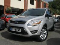 2009 59-Reg Ford Kuga 2.0TDCi 4x4 Titanium,STUNNING COND AND PRICE,LOOK!!!