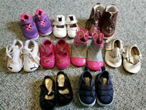 Baby girl shoes & boots