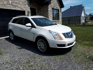 cadillac srx4  2013 luxury awd