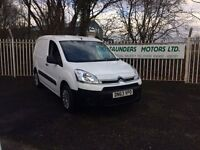 Citreon Berlingo 1.6HDi **63Plate 58k 12 months MOT**
