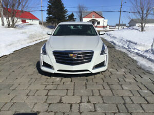 Cadillac CTS4 2016 2.0L Turbo, AWD, Cond. show-room 13079km