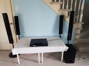 DVD and Sound System