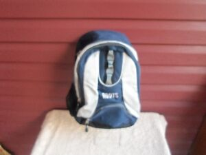 New! ROOTS knapsack with compartments!
