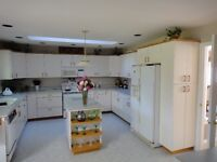Complete Kitchen with working appliances