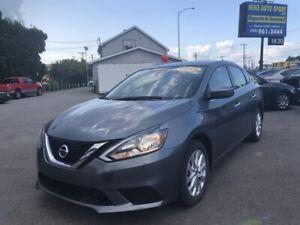 Nissan Sentra  2018 ==Financement 1E 2E 3E CHANCES AU CRÉDIT