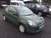 Ford Fiesta 1.4TDCi ( 68PS ) 2008 08 reg x forestry commission only 89126 miles