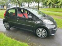 2007 Peugeot 107 1.0 Urban Move 5dr HATCHBACK Petrol Manual
