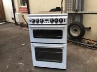 New word gas cooker little used