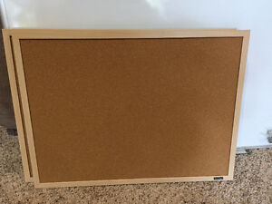 2 x Cork Boards for Sale!