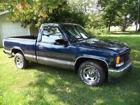 1988 GMC Short Box  for sale or trade.